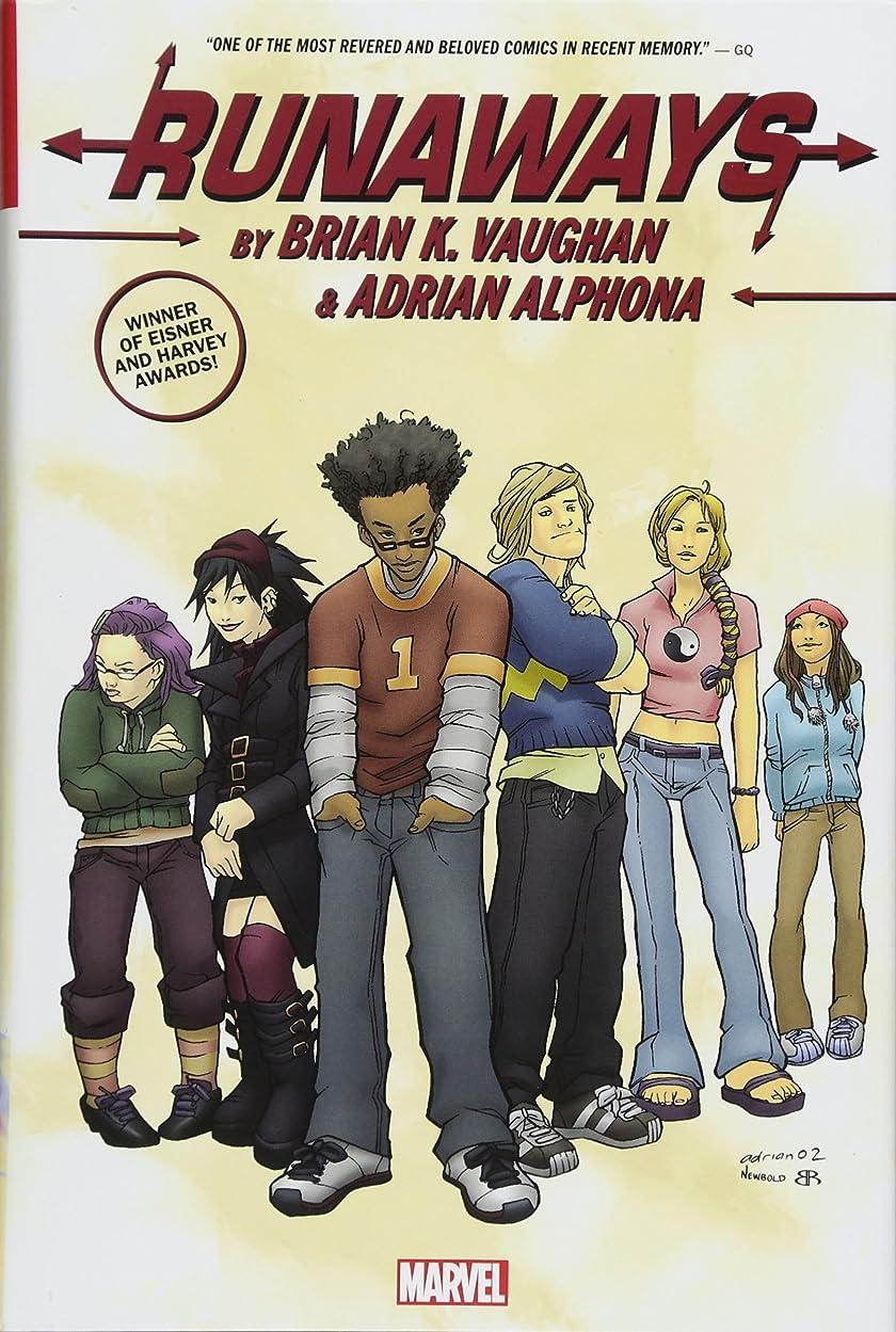 哲学学校追加Runaways by Brian K. Vaughan & Adrian Alphona Omnibus