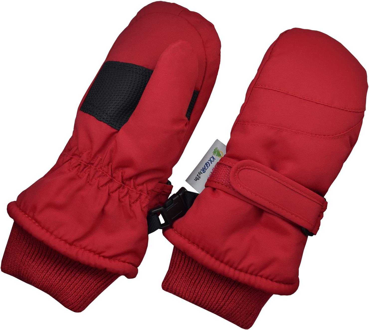 Children Toddlers Infant and Baby Mittens Thinsulate Winter Waterproof Gloves
