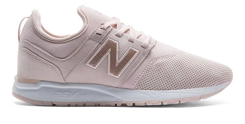 ストレスレキシコン欺く(ニューバランス) New Balance 靴?シューズ レディースライフスタイル Nubuck 247 Pink Sandstone ピンク サンドストーン US 9 (26cm)