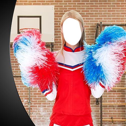 Cheerleaders Foto Montage