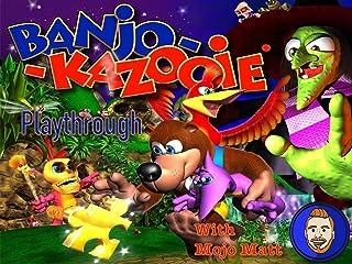 Banjo-Kazooie Playthrough with Mojo Matt