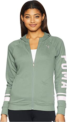 342589fa5f97 Puma post game zip up hoodie