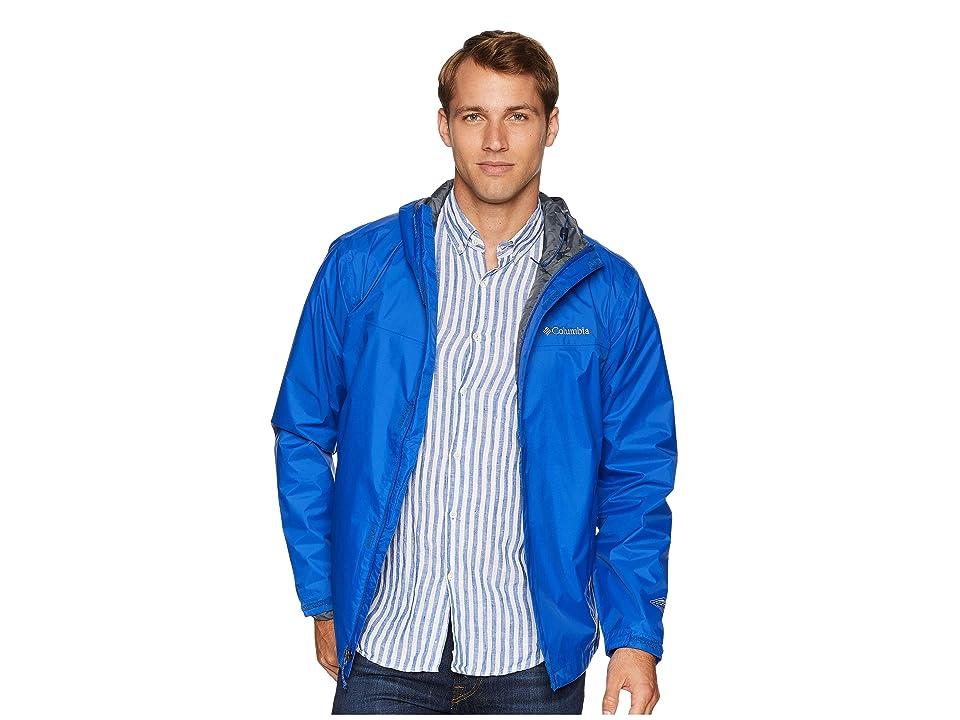 Columbia Watertighttm II Jacket (Azul/Graphite) Men