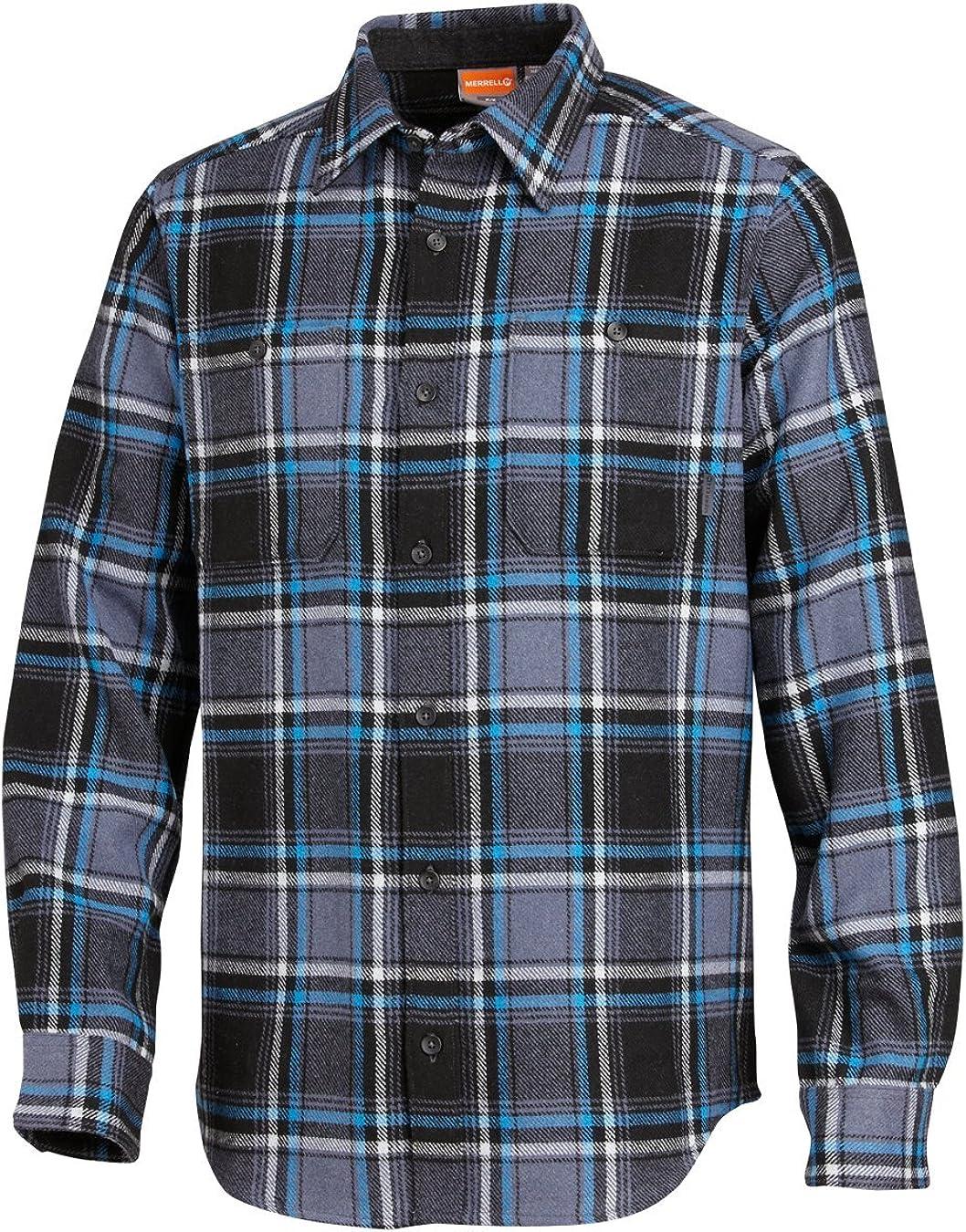 Merrell Men's OFFicial Fieldston Sale Shirt