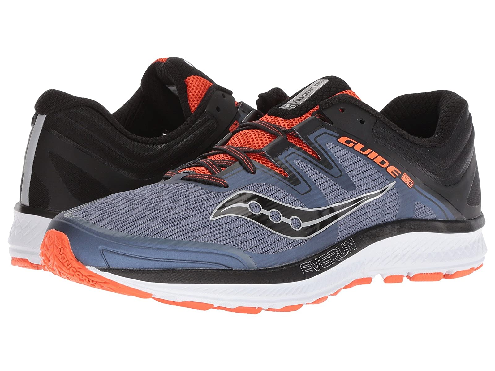 Men's/Women's:Saucony Guide ISO:elegance and and ISO:elegance Powerful menu 6d26b6