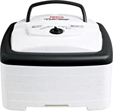 Nesco Food and Jerky dehydrator, 15.25 x 10.25 x 15.63 inches, White