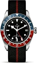 Mens Tudor Black Bay GMT Red Blue Pepsi M79830RB-0003 Watch