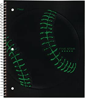 Best baseball spiral notebook Reviews