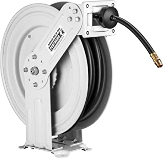 3265 Pentagon Tools | Retractable Air Hose Reel | Dual Arm | 50 FT Hose