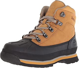 Timberland Kids' Euro Hiker Shell Toe Fashion Boot