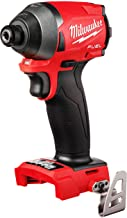 "Milwaukee 2853-20 M18 FUEL 1/4"" Hex impact Driver (Bare Tool)-Torque 1800 in lbs"