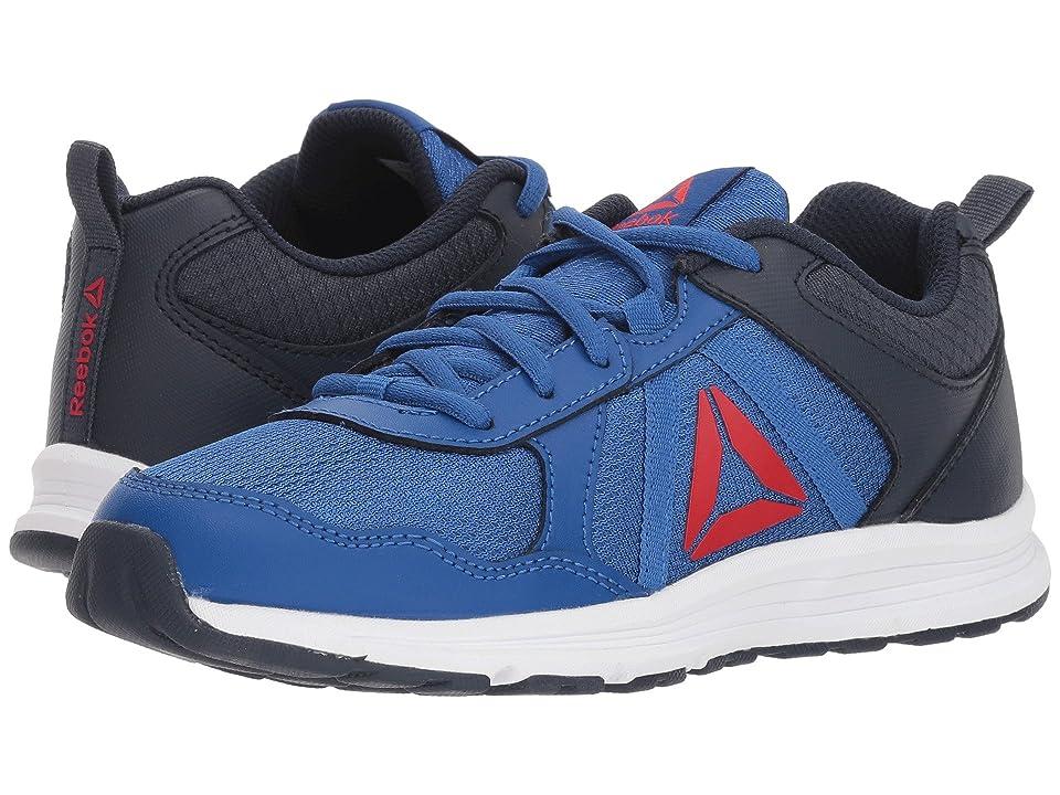Reebok Kids Almotio 4.0 (Little Kid/Big Kid) (Blue/Navy/Red) Boys Shoes