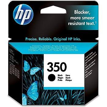 HP SD412EE 350/351 Original Ink Cartridges, Black and Tri-Colour ...