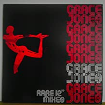 "Grace Jones Rare 12"" Mixes"
