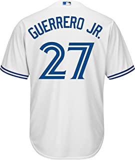 f570fbddd81 Men s Vladimir Guerrero Jr. Toronto Blue Jays MLB Cool Base Replica Home  Jersey