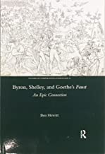 Byron, Shelley and Goethe's Faust: An Epic Connection