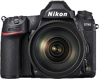 Nikon D780 DSLR Camera with 24-120 mm Lens - Black