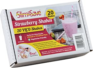 20 Strawberry VLCD Meal Replacement Diet Shakes by Slim SaveA Estimated Price : £ 23,99