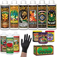 FOXFARM DIRTY DOZEN STARTER KIT NUTRIENT HYDROPONIC TIGER BLOOM GROW BUSHDOCTOR