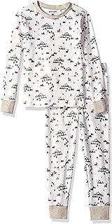 Comfy Petit Lem Kids Little Holiday Unisex Pajama Set Cute and Cozy Softness