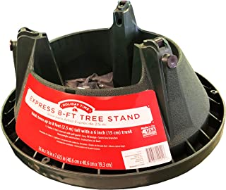 Christmas Tree Stand - Christmas Tree Base - with Built in Water Reservoir for Christmas Tree