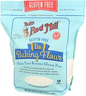 Bobs Red Mill, 1 To 1 Gluten Free Baking Flour, 44 Ounce