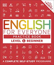 English for Everyone: Level 1 Beginner (Practice Book)