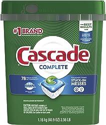 Best dishwashing detergent for Samsung dishwasher