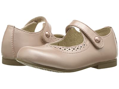 FootMates Emma (Toddler/Little Kid) (Rose Gold Metallic) Girls Shoes