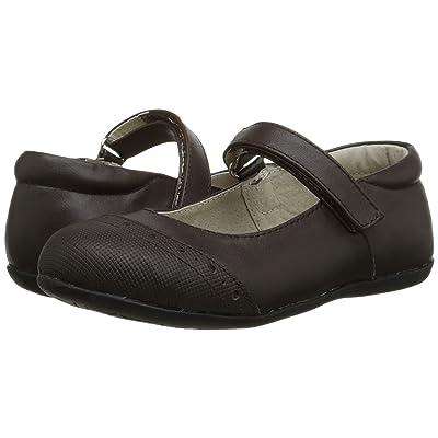 See Kai Run Kids Meredith (Toddler/Little Kid) (Brown) Girls Shoes