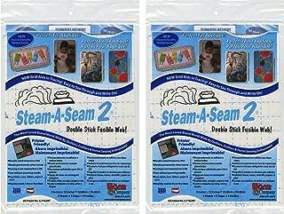 Steam-A-Seam 2 Double Stick Fusible Web-9