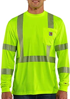 carhartt high visibility shirts