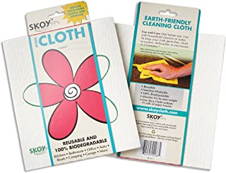 white cleaning cloths by Skoy Enterprises