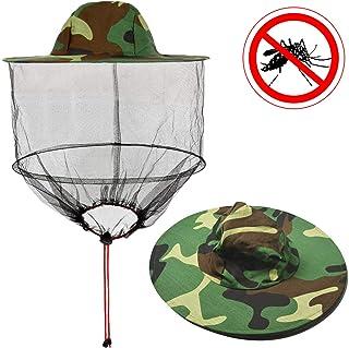 Qinhum Professional Beekeeping Suit Protective Beekeeping Jackets Full Body Beekeeper Clothing with Round Veil