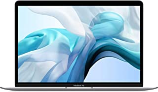Apple MacBook Air (13インチPro, 一世代前のモデル, 1.1GHzデュアルコア第10世代IntelCorei3プロセッサ, 8GB RAM, 256GB) - シルバー