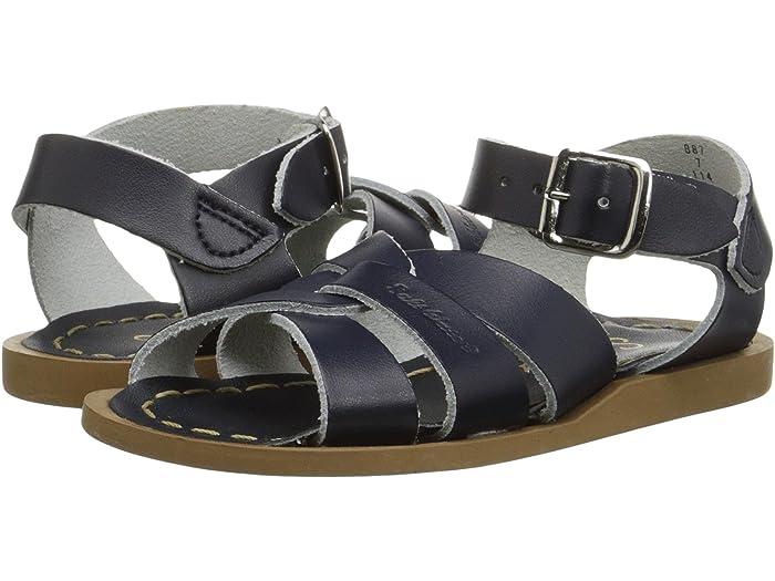 Salt Water Sandal by Hoy Shoes  The Original Sandal (Infant/Toddler) (Navy) Kids Shoes
