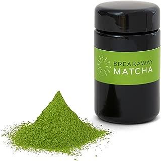 Direct Farm Sourced From Japan - Breakaway Matcha Coldbrew Original Iced Green Tea Powder - Highest Grade - Beyond Ceremonial (30g)