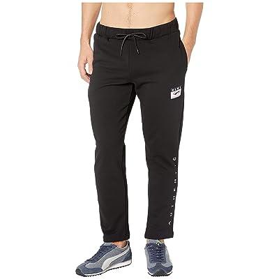 PUMA 90s Retro Sweatpants (Cotton Black) Men