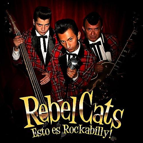 Amazon.com: Esto Es Rockabilly : Rebel Cats: Música Digital