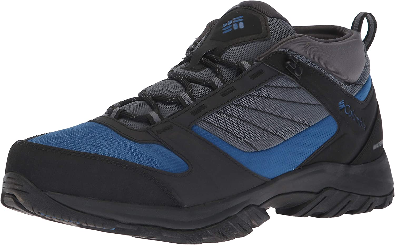 Columbia Men's Terrebonne II Sport Omni-Tech Hiking schuhe, Graphite, Lux, 8.5 Regular US