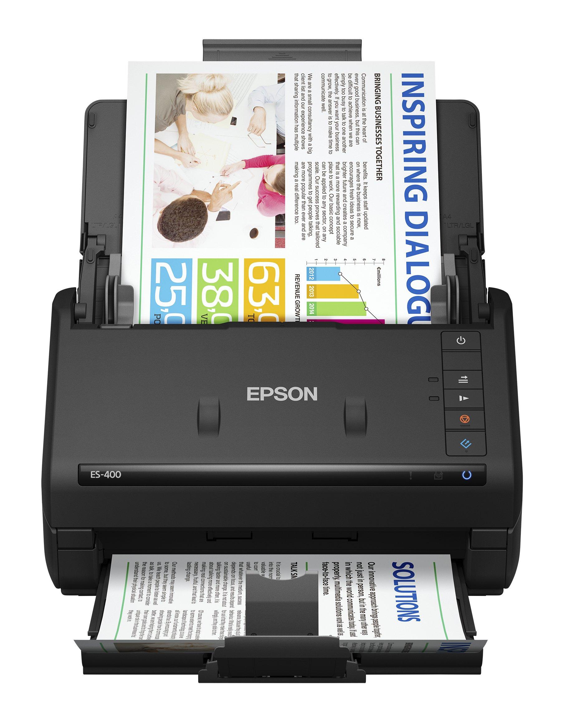 Epson WorkForce ES 400 Document Scanner