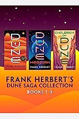 Frank Herbert's Dune Saga Collection: Books 1-3 Kindle Edition