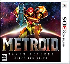 METROID Samus Returns 3DS Game soft Normal Edition Region Japan ver. Be the first to write a review.