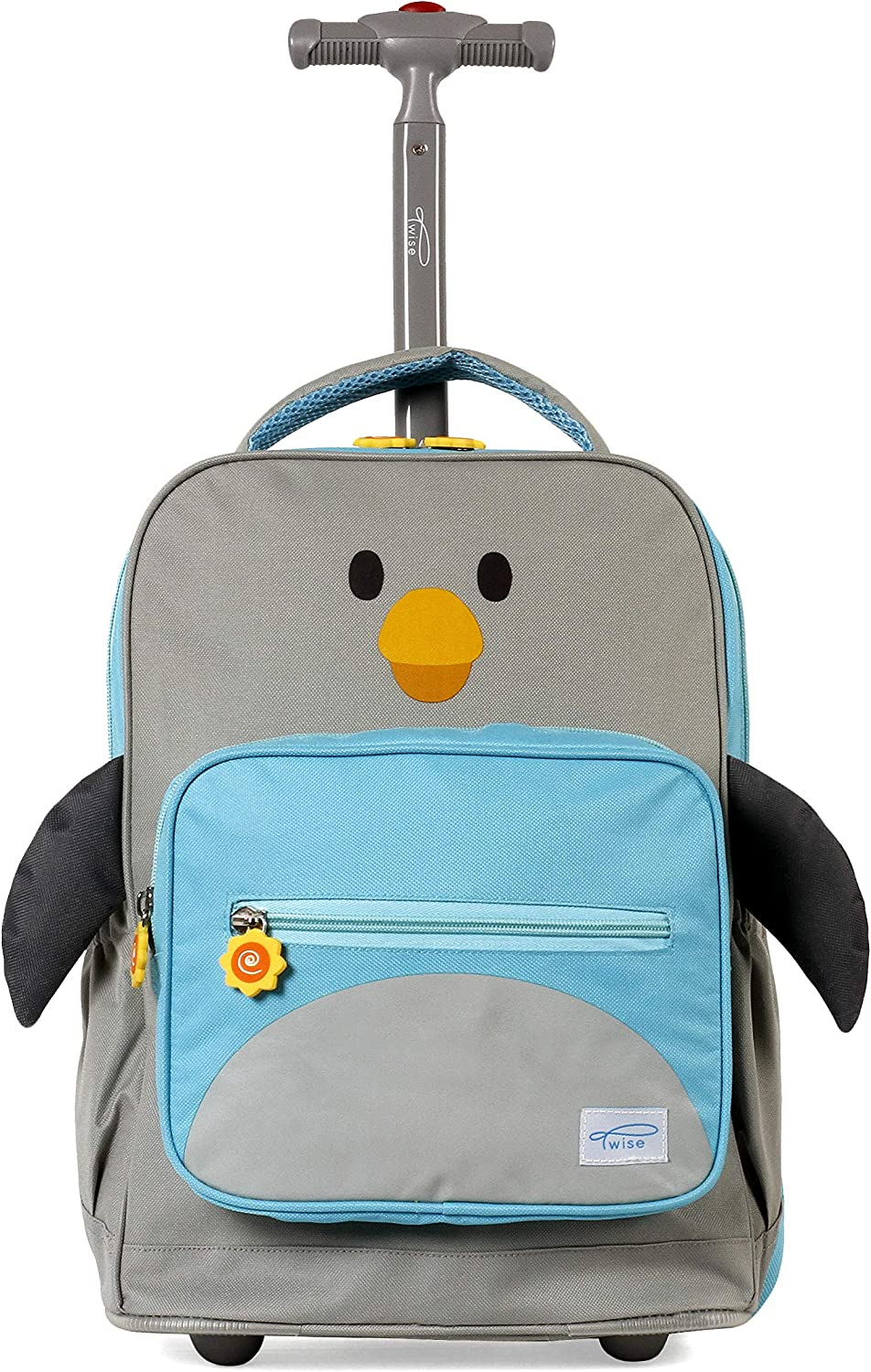 TWISE Max 88% OFF SIDE-KICK SCHOOL TRAVEL ROLLING KIDS TOD BACKPACK FOR AND Special sale item