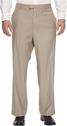 Perry Ellis Portfolio - Big and Tall Bengaline Portfolio Dress Pants