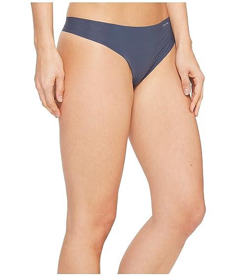 Tanga Underwear Calvin de claro 3 Klein Paquete Hablada Negro Invisibles Caramelo YxOaFq