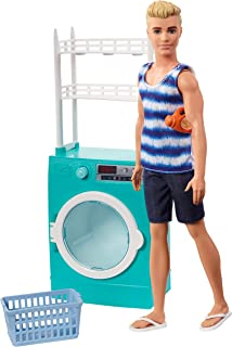 barbie washing machine game