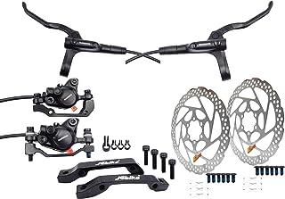 JGbike Shimano MT200 MTB Hydraulic Disc Brake Set for Mountain Bike Bicycle MTB XC Trail, e-Bike, Fat Bike, The Best Upgra...