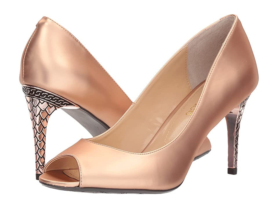J. Renee Lucera (Rose Gold) High Heels