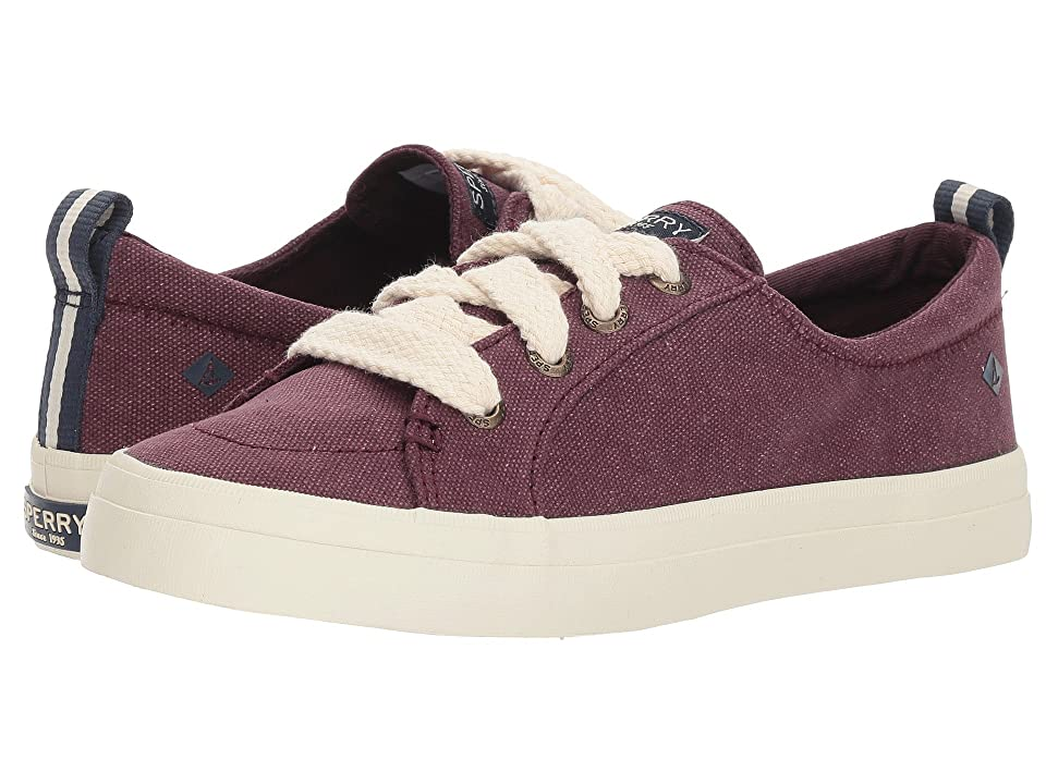 Sperry Crest Vibe Chubby Lace (Fig) Women